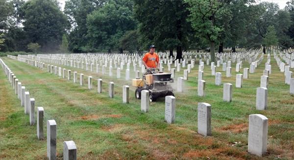 Arlington Cemetery 2012