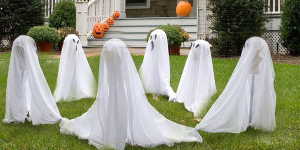 Halloween Decoration Ideas for your Lawn